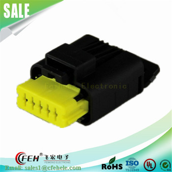 sealable motorcycle wire harness connector 5 ways female receptacle rh alibaba com