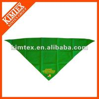100 cotton printing triangle animal bandana