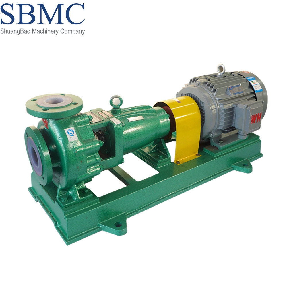 High Efficiency And Low Noise Liquid Chemicals Industrial Pumps For Sale