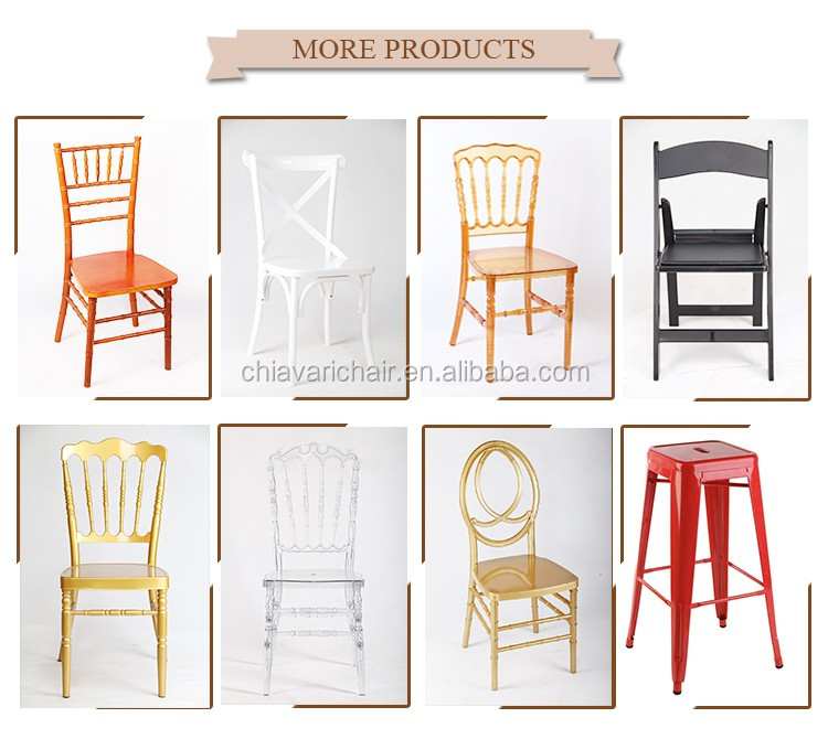 Wholesale Black Color Resin Phoenix Chiavari Wedding Chair Phoenix for Dining