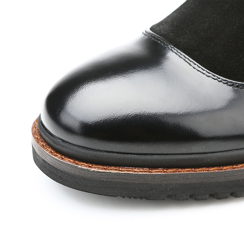 Wedding Rubber Fashion Shoes Party Oxford Dress Men Leather For Sole 6aWzHn7w