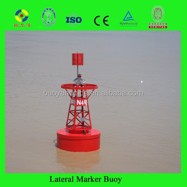 3.0m diameter UHMWPE Lateral marker buoy