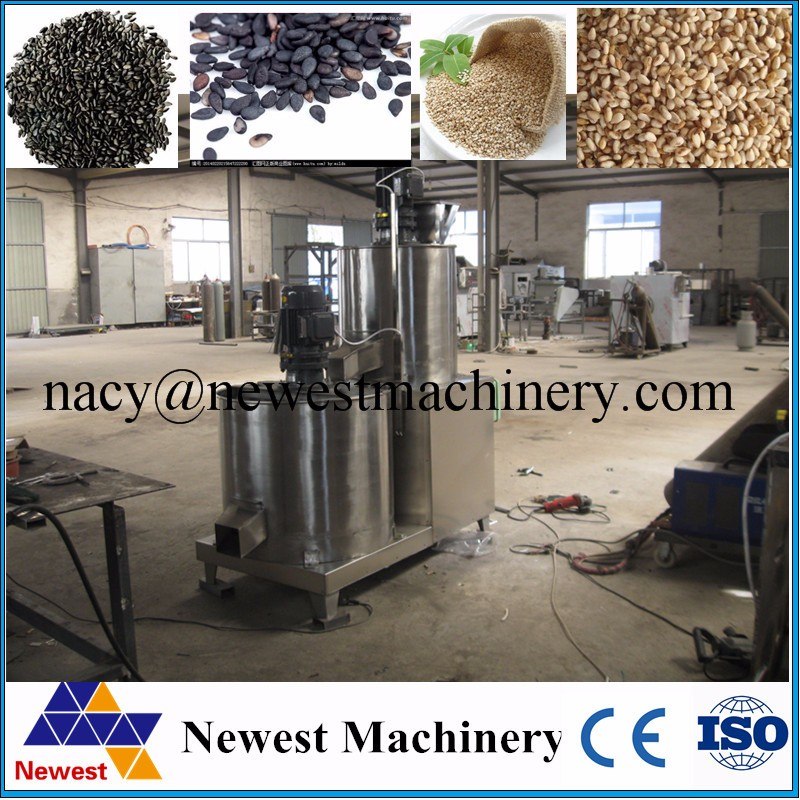 Automatic sesame peel separate machinery,sesame seed peeler machine,sesame seeds hulling machine