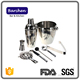 luxury stainless steel cocktail shaker gift set