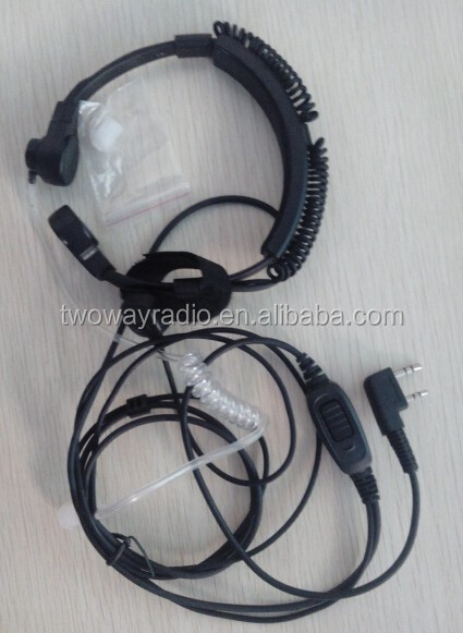 Air tube/ clear tube for walkie talkie police radio earpiece headphone