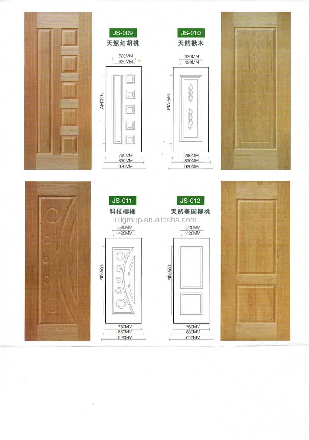 melamine HDF door skin /veneer mdf door skin for iran market from china luli group  sc 1 st  Luli Group Co. Ltd. - Alibaba & melamine HDF door skin /veneer mdf door skin for iran market from ... pezcame.com