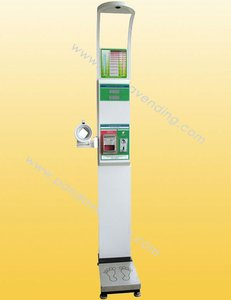 Multifunctional Coin Operated Body Scale, Weighting Scale (BS800)