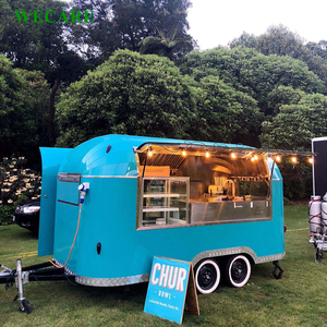 Dejlig China Mobile Food Cart, China Mobile Food Cart Suppliers and XW-86