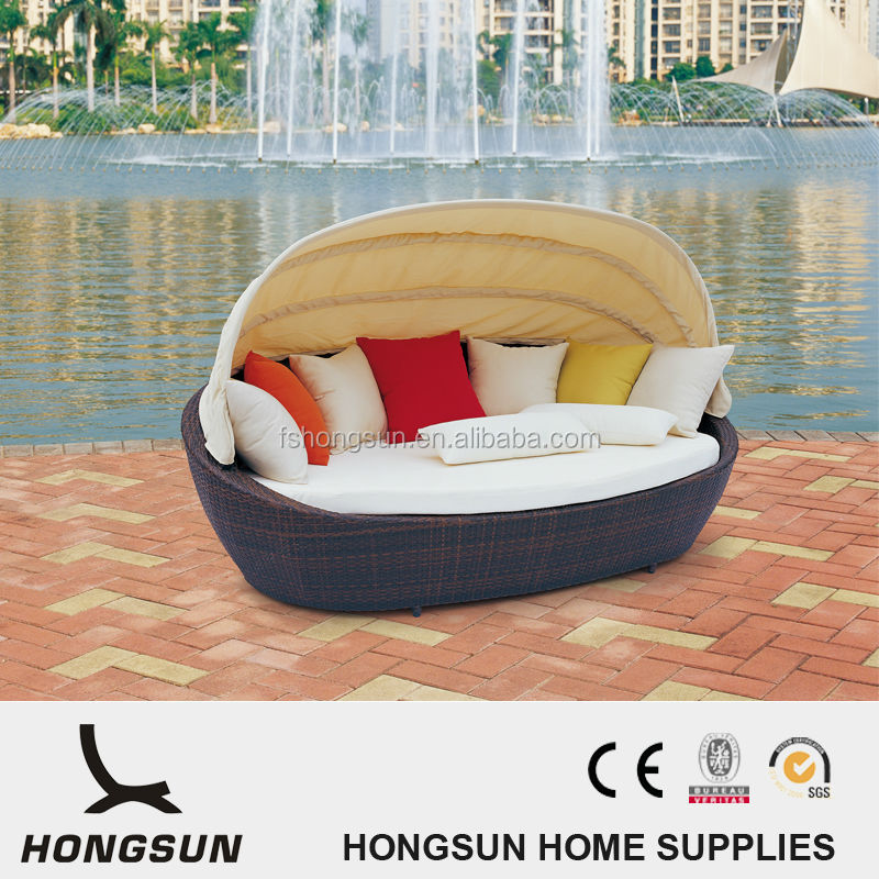 Cheap Latest Designs Rattan Fabric Modern Bedroom Furniture