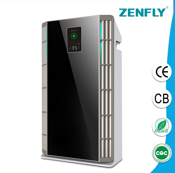 air quality Guangzhou factory of good price Hepa air Ionizer for home or office use air cleaner from Olansi manufacturer