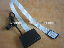 NEW USB and SD 2 in 1 extension cable for GPS, Camera, Monitoring