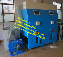 polyester fiber filling machine/soft toy filling machine
