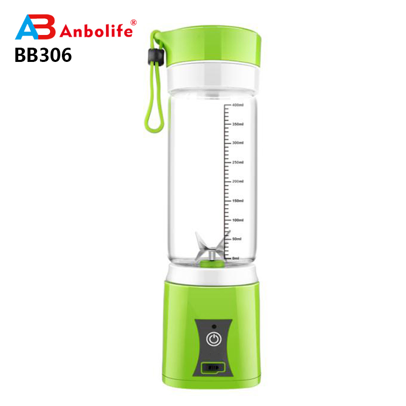 2019 USB electric fruit juicer maker blender rechargeable portable blender