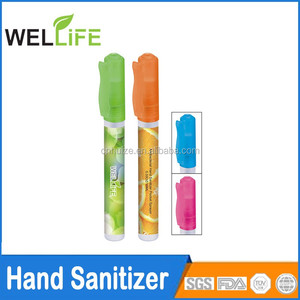 kill 99.99% germs pen hand sanitizer spray with 10ml