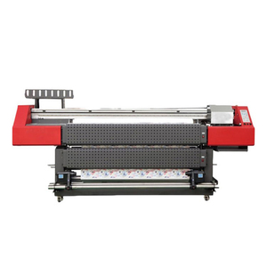 CO-1804 Digital Four Heads Industrial Inkjet Printer