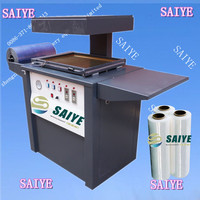 automatic vacuum skin packaging machine