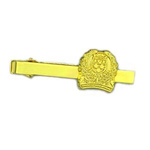 Wholesale Gold Plated Cheap Tie Clip With Custom Logo