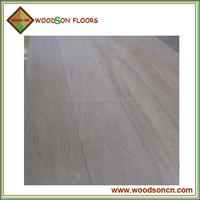 unfinished wide plank white oak engineered hardwood flooring