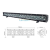Lantsun 2013 new products 240w led lighting bar with deutsh connector IP68 12v high intensity cr ee LEDs