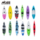Best Quality Pedal Kayak Wholesale Kayak Fishing Kayak With Rotomolded LLDPE Material
