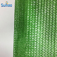 Orchid greenhouse vegetable HDPE green shade mesh netting fabric for wholesales