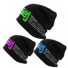 BSCI audited factory fashion acrylic custom beanie knit beanie