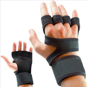 New product Gym Fitness Weight Lifting Gloves with wrist support