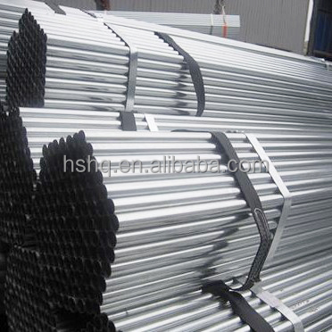 Manufacturer Supplier Hot Dip Galvanized Steel Pipe For Tube Structure Building Material