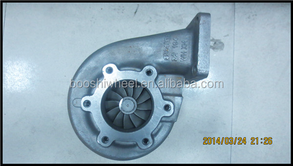 D12C Engine Turbocharger GT4594 EC360B 452164-0004 11030483 8148873 452164-0001 turbo for Volvo Power train Truck FH12 D12