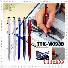 2017 new design Custom color business gift sterling silver pen