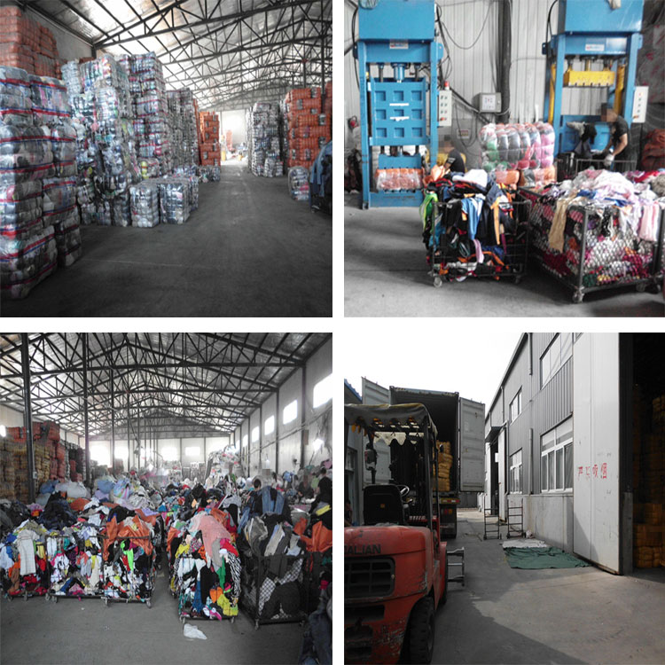 Alibaba China second hand kids clothes