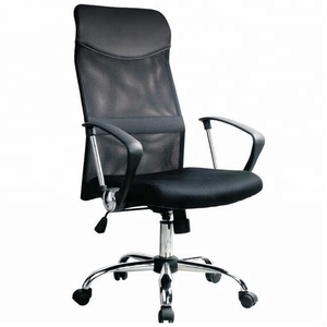 Cheap High Back Staff Manager Chair In Office Mesh Meeting Task Chair Lift Office Fabric Chairs China