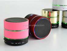 Super bass S09 portable bluetooth MP3 speaker with USB TFcard and FM radio etc