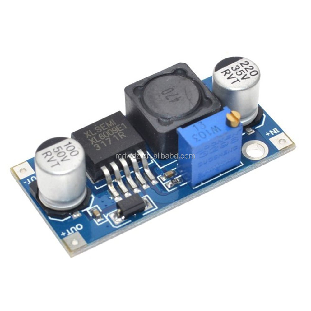 XL6009 DC-DC Booster module Power supply module adjustable Super LM2577 step-up module