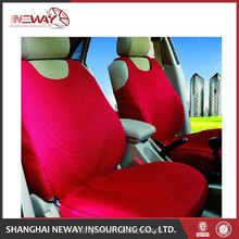 custom cute car seat cover for one year warranty