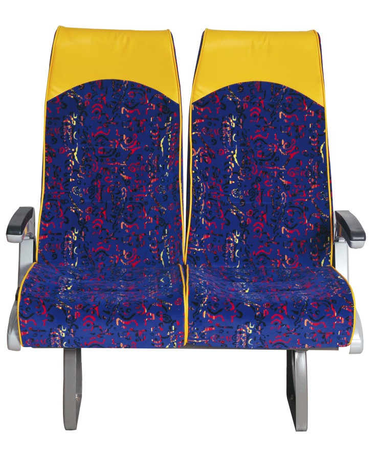 Bus reclining seat voor coach
