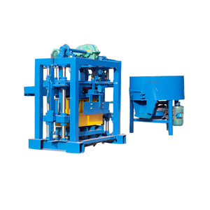 small profitable machine business opportunity QT40-2 brick moulding machines for sale in botswana concrete brick making machine