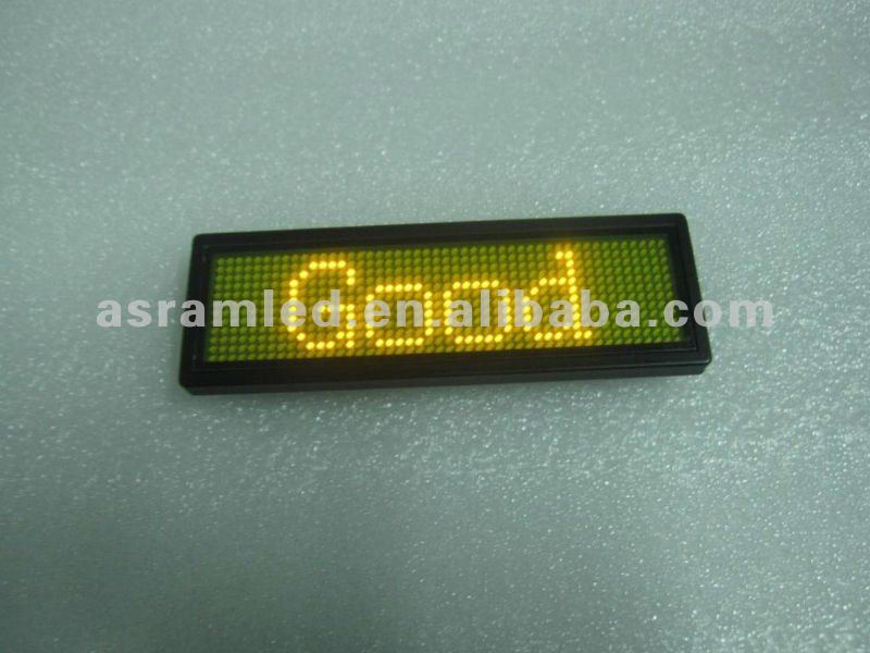 Promotional items & gifts product low price information led screen