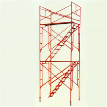 Best Price System Easy Install Mobile Scaffold Tubular Ladder 10m 6m 9m Construction Removable Tower Scaffolding