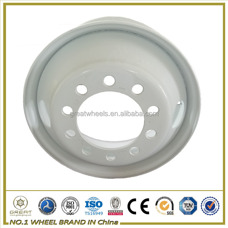 Truck Wheel Rim And Industral Wheel Rim