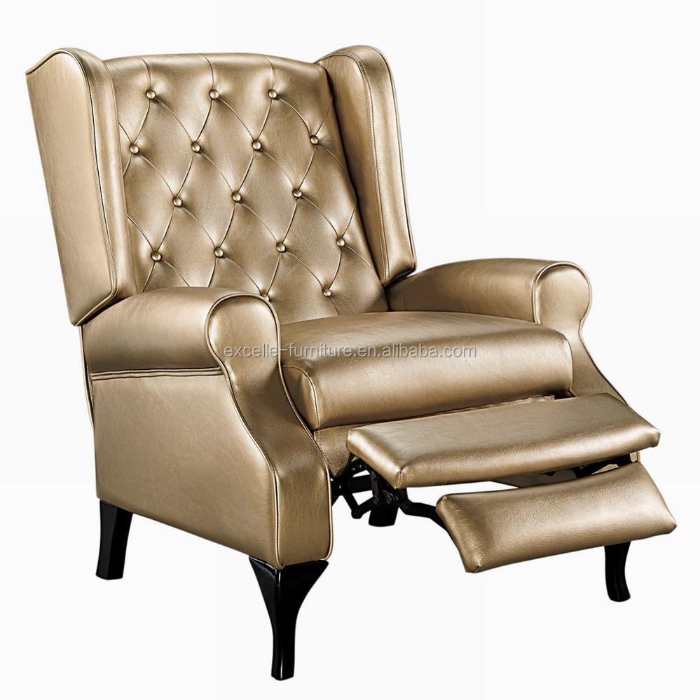 Club chair recliner - Chair Recliner Chesterfield Sofa Leather Recliner Buy Chesterfield Sofa Chair Recliner Leather Recliner Product On Alibaba Com