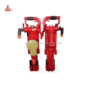 Pneumatic hand held types air leg mining jackhammers drilling machine