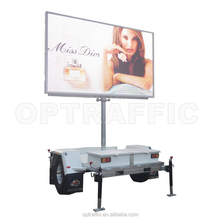 Outdoor Full Color VMS With Led Display Board For Advertising VMS-FC-B