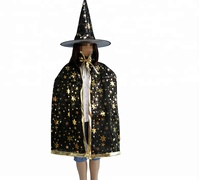 Halloween hooked Cloak Cosplay Costumes for children