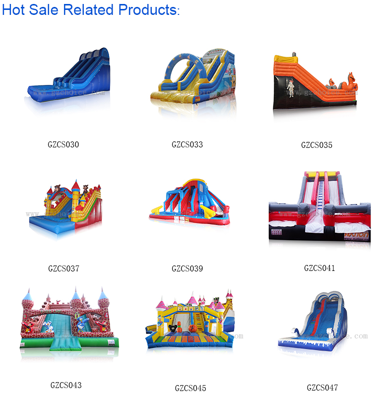 Kids Inflatable Jumping Bounce House Castle Jumper Inflatable Bouncer