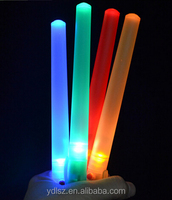 Custom concert Color Changing plastic Cheering Light Stick