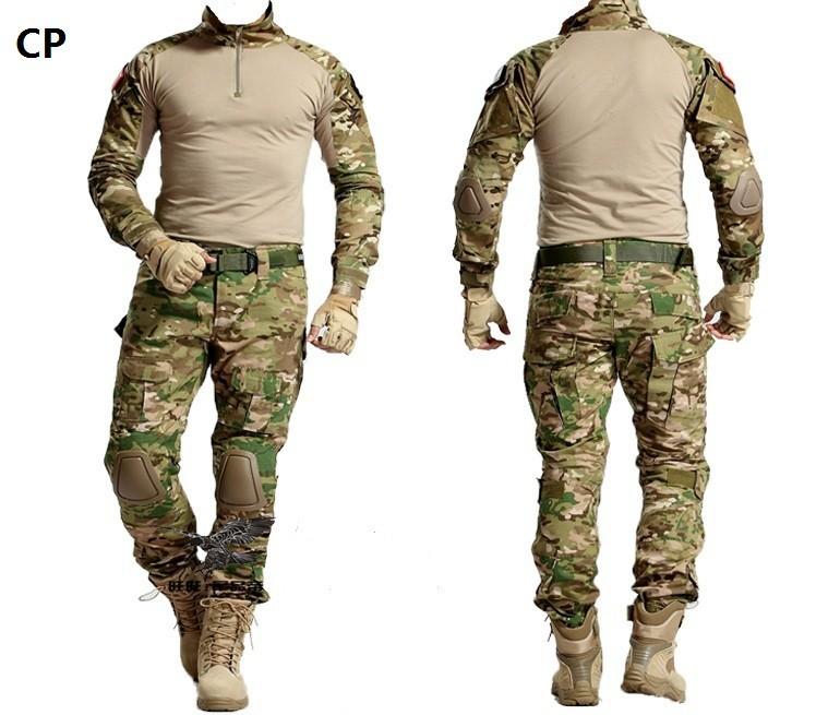 d9c61430c94 Detail Feedback Questions about Combat Uniform Gen3 shirt+pants ...
