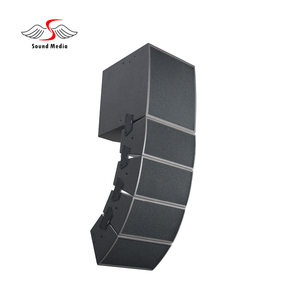 Hot sale Double 10 Inch High Quality Subwoofer Box Horn Line Array