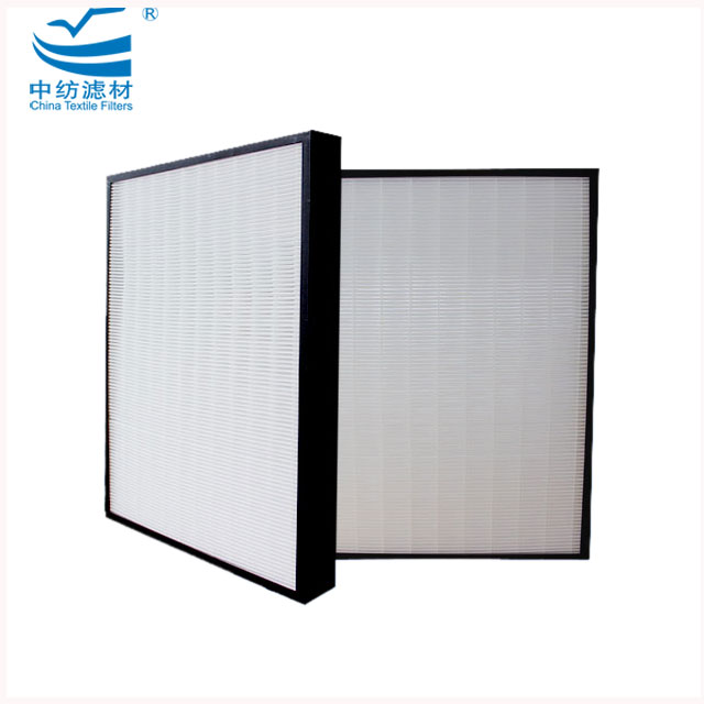 High Performance 0.3 micron Replacement H11 H13 H14 U17 Air Purifier Hepa Air Filter with Hepa Filter