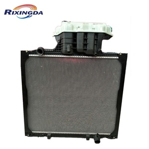 Auto water Radiator for MAN TGA 81061016458